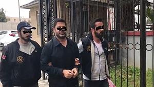 Emniyet müdürü yakalandı