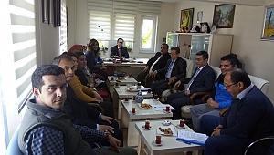 İlkay Türkoğlu'nun Fethiye SHM Ziyareti