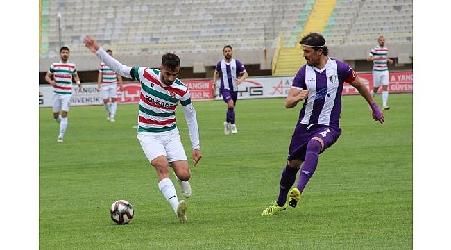 Karşıyaka, rakibini 1-0 mağlup etti.
