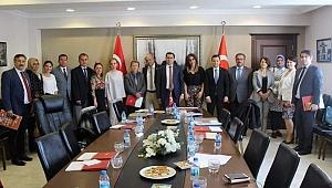 Kuruluş Müdürleri Toplantısı Bodrum'da Gerçekleşti