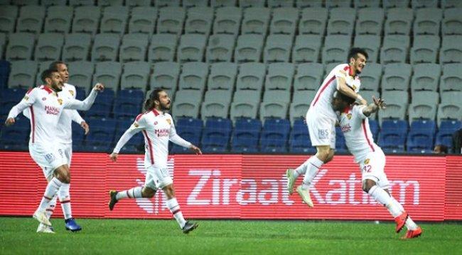 Medipol Başakşehir, Göztepe'ye 2-0 Mağlup Oldu!