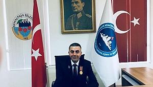 Şehit Gazi-Sen İzmir il başkanlığına atama