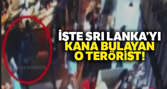 Sri Lanka bombacılarından birinin yeni görüntüleri ortaya çıktı