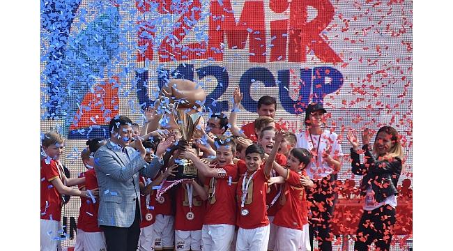 U12 İzmir Cup kapılarını açıyor