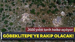 2600 yıllık tarih halka açılıyor, Gölyazı Göbeklitepe'ye rakip olacak
