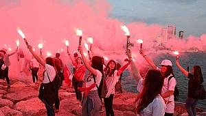 Bayraklı'da 19 Mayıs Coşkusu
