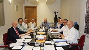 Eriş ile ilk Yönetim Kurulu Toplantısı Yapıldı