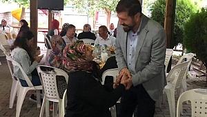 Sındırgı'da Şehit ve Gazi Yakınları İftar Programında Buluştu