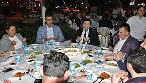 Tire'yi kaynaştıran iftar