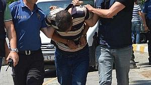 Aydın'da 14 yaşındaki öz kızını hamile bırakan baba tutuklandı