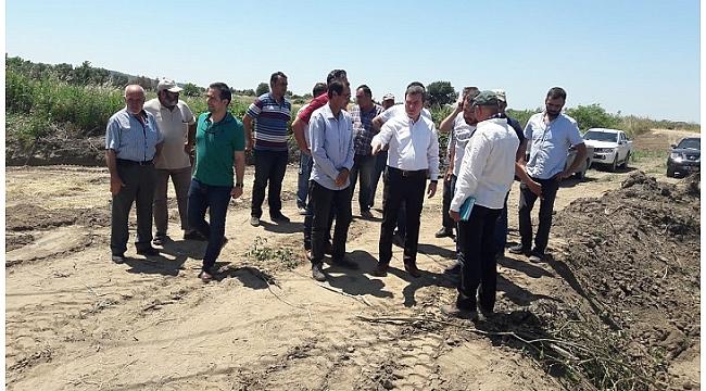 Başkan Koştu'dan Çiftçiye Büyük Destek