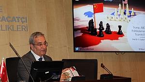 Çin avantajlı, Türkiye'ye fırsat doğabilir