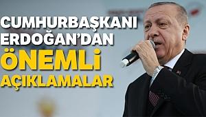 Cumhurbaşkanı Erdoğan sert 'İmamoğlu' açıklaması