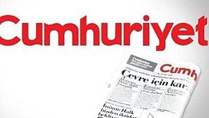Cumhuriyet Gazetesi'nde işten çıkarmalara tepki