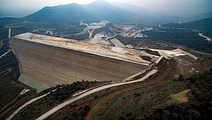 Dev barajın gövdesi bu yıl bitiyor
