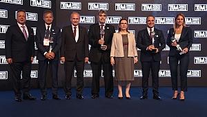 Egeli ihracat şampiyonlarına ödül yağmuru