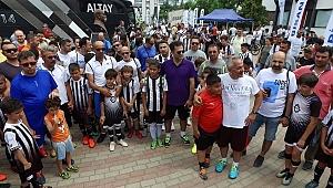 Ekmas Group, Altay ve Bisan'dan Babalar Günü etkinliği