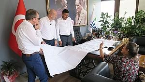 Foça Belediyesi harekete geçti