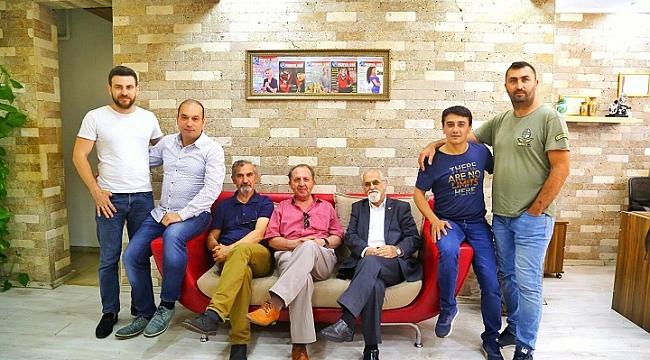 """""""İzmir Yerel Basını Zor Durumda"""""""