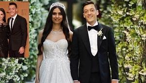 Mesut Özil'in eski sevgilisi Mandy'den olay yorumlar!