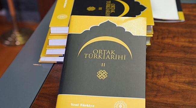 """""""Ortak Türk Tarihi""""ne Ege Damgası"""