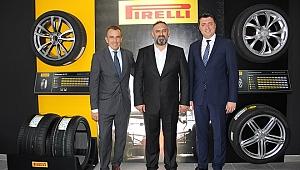 Pirelli'nin yeni şubesi İzmir'de hizmete açıldı…