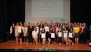 Yaşar Sürdürülebilirlik Yarışması 2018 Ödülleri Sahiplerini Buldu.
