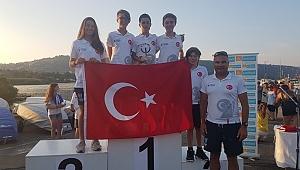 Yunanistan Şampiyonası'nda Can Ertürk 2. oldu