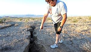 ABD'de son 20 yılın en büyük depremi: 7,1'le sallandılar!