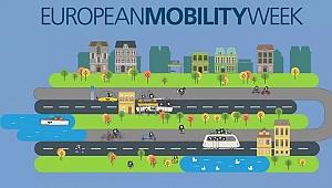 Avrupa Hareketlilik Haftası Başlıyor
