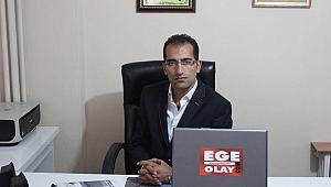 Ege Olay Gazetesi 6 yaşında…