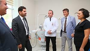Foça Devlet Hastanesini Yıldırım Açacak