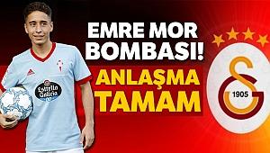 Galatasaray'da Emre Mor sesleri