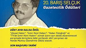 """Gazeteciler """"Barış Selçuk"""" için yarışacak"""