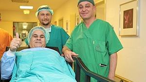 İran'da Yürüyemez Duruma Gelen Hasta Türkiye'de Ayağa Kalktı