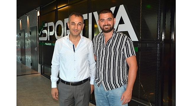 İzka İnşaat Ve Club Sportıva'dan Örnek İşbirliği