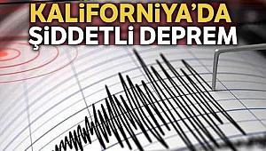 Kaliforniya'da 7.1 şiddetinde deprem
