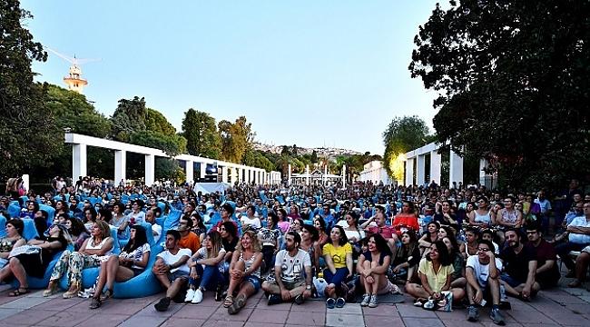 Kültürpark'ta yaz sineması nostaljisi