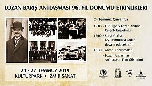 Lozan Zaferi'nin 96'Ncı Yıl Coşkusu