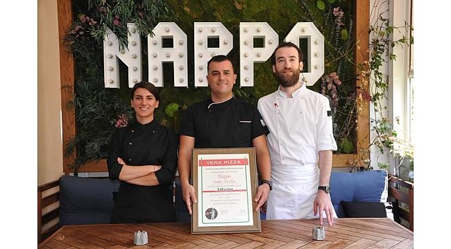 Nappo Pizza'ya Büyük Onur