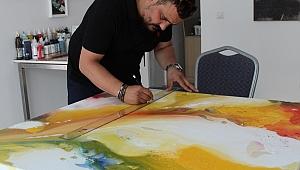 2019 Yaz Sanat Atölyeleri'nde 4. Grup Çalışmaya Başladı