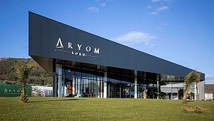 Aryom Koru Satış Ofisine Uluslararası Tasarım Ödülü