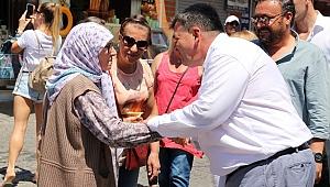 Başkan Oran'dan bayram mesaisi