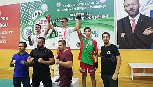 Bostanlıspor Kick Boks'ta 3 Madalya daha kazandı