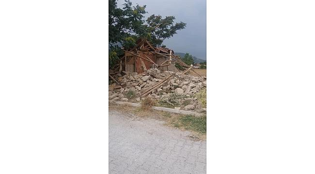 Deprem Çaltı'da Derin İz Bıraktı