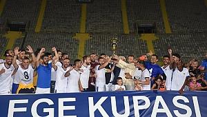 Ege Kupası Menemenspor'un