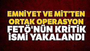 FETÖ'nün kritik ismi Reşat Nazmi Oral yakalandı