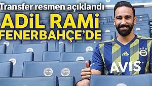 Fenerbahçe, Adil Rami ile sözleşme imzaladı