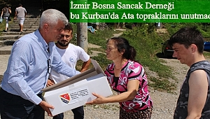 İzmir'de ki Boşnaklar, Bayramında Ata Topraklarını unutmadı
