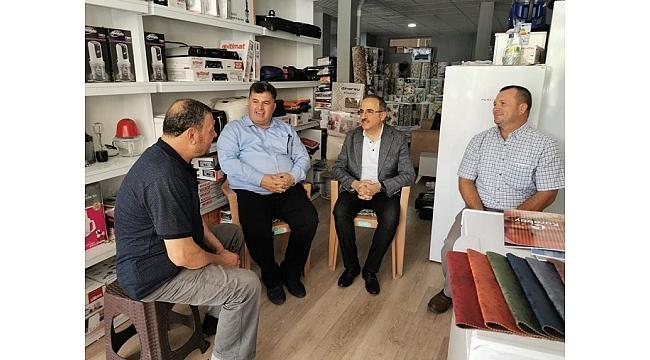 İzmirAK Parti'den Eş zamanlı dev 'AK Aile' Buluşması